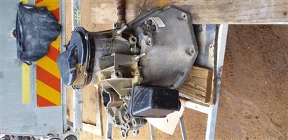Ford Bantam 5 spd gearbox