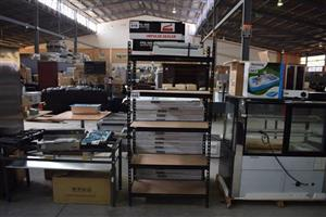 5 Tier wooden shelf for sale