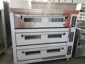 Deck Oven - 3 Deck