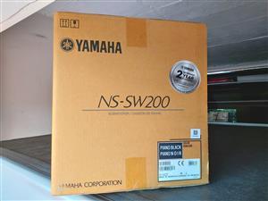 Yamaha NS-SW 200 Subwoofer Brand new