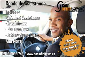 CAN Infinity Assistance