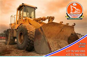 Container Handler Boilermaker Drill Rig Training SHOVEL MULTI SKILLS TRAINING CENTRE +27145929860 +27734470170 TAUNG