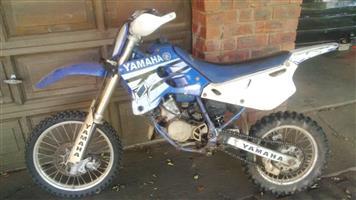 2001 Yamaha YZ85