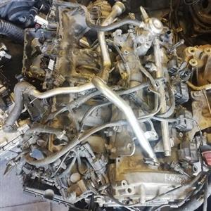 Mercedes benz A-class A270 engine