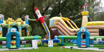 jumping castles on sale