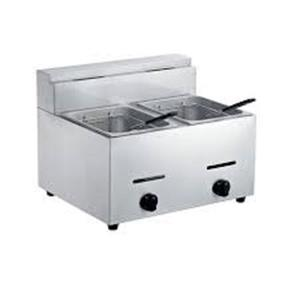 New Fryer Gas +2 free Baskets [1 Pan; 2 Pan]