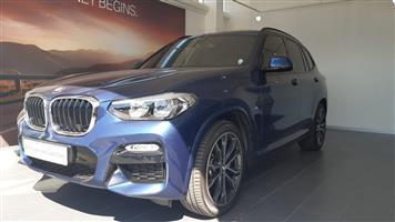 2018 BMW X3 xDrive30d M Sport sports auto