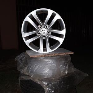 Nissan Juke Rims
