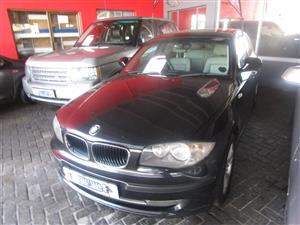 2010 BMW 1 Series 118i 3 door