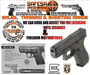 GUNS SALES AND TRAINING