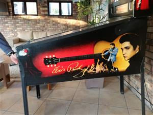 Pinball Machines for Sale - Elvis by Stern