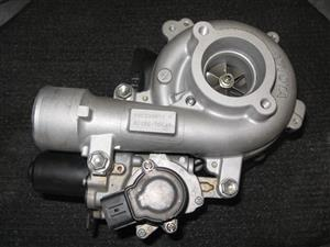 Toyota Hilux 3.0 D4D Turbocharger