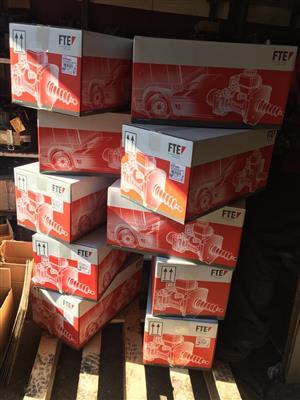 FTE Clutch Servo Scania  FTE 6552041001A , 10572941 ,10572946 ,10572951