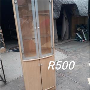 Ligte hout glas deur kas te koop