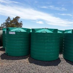 5000L Water Tank