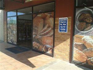 Established bakery and Take Away for sale in Free State