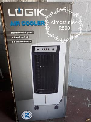 Logik air cooler for sale