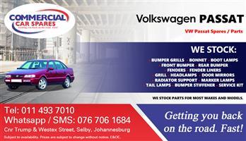 VW Passat Parts and Spares For Sale.