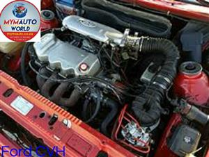 Imported used  FORD ESCOURT CVH 1.6L CARB, CVH 1.6L / CARB, Complete second hand used engines