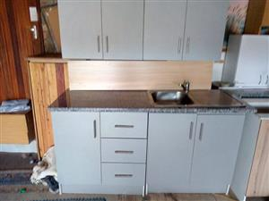Cupboards kitchen