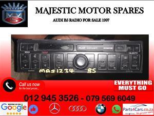 Audi B5 radio used for sale