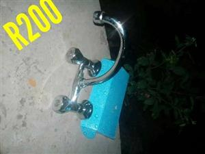 Silver bath mixer for sale