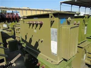 Actom 200kVA, 11 000v Hv, 415v Lv Transformer - ON AUCTION