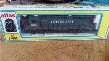 Cotton belt model train for sale
