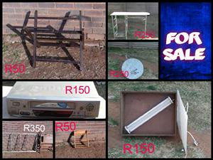 Mixed stuff for sale