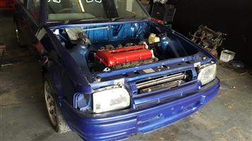 1989 Mazda Rustler