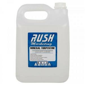 Rush Mineral Turpentine – 5L