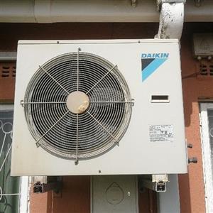 Daiken 18000 BTU aircon with heater