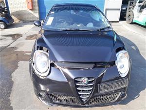 2012 Alfa Romeo Mito Accident Damaged For Sale