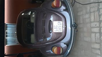 1976 VW Beetle 1.2TSI Club