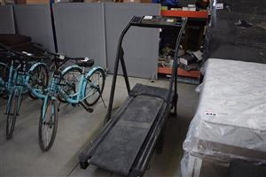 Old treadmill for sale
