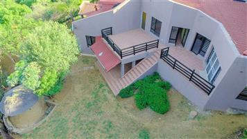3 bedrooms, 3 bathrooms, lounge, dining, kitchen, pantry and double garage and swimming poo