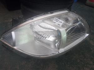 Nissan tidda headlight