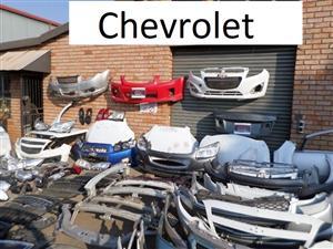 Chevrolet Body Parts