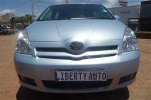 2007 Toyota Verso 1.8 TX