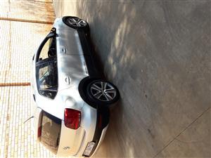 2010 VW Cross Polo 1.4TDI