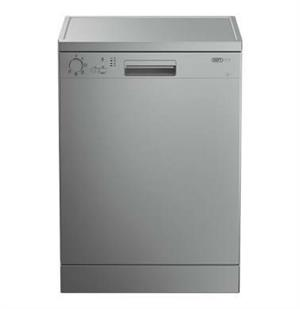 12 Place Defy Metallic Dishwasher