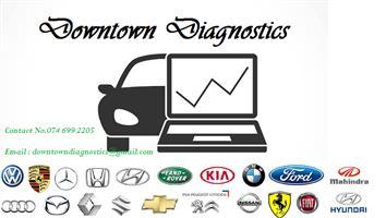 Car diagnostics