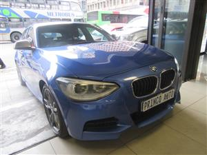 2014 BMW 1 Series 135i coupe auto