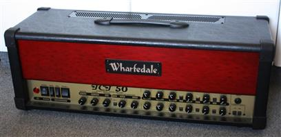 Wharfedale TCT 50 Valve Guitar Amp Head