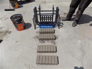 Brick making machines/Hand Press or DIY