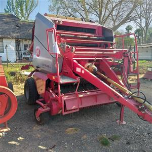 Lely Welger 160 Baler - ON AUCTION