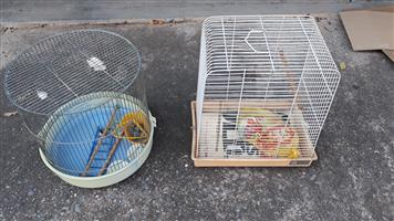 Birdcages x2