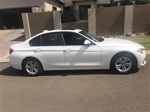 2018 BMW 3 Series sedan 320i AT (G20)