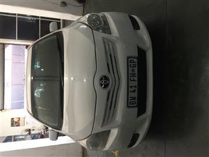 2013 Toyota Verso 1.8 TX auto