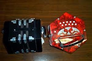 2-row Boere concertina
